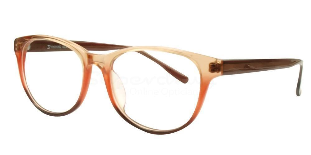 Brown HY81092 Glasses, Immense