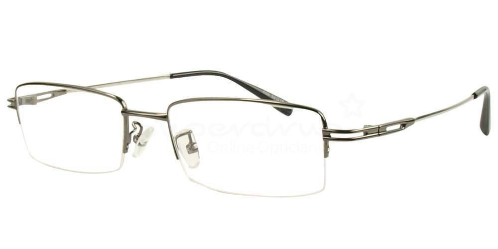 Gun 666 Glasses, Indium