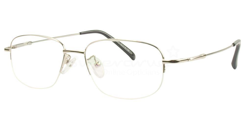 Silver 612 Glasses, Indium
