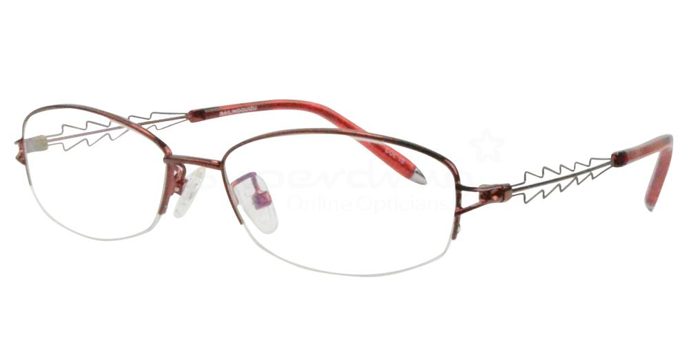 Red B-56157 Glasses, Radon