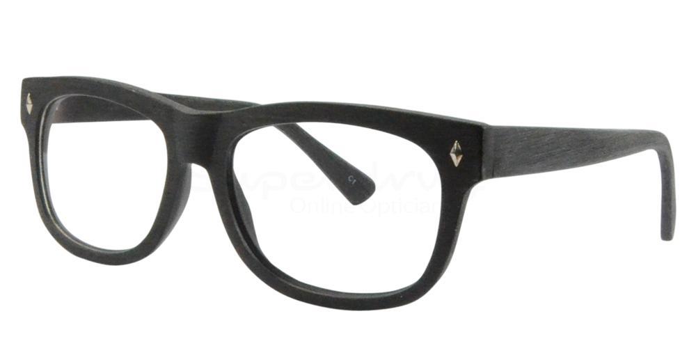 Black SDM3015 Glasses, Radon