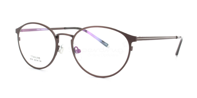 C09 5816 Glasses, Zirconium