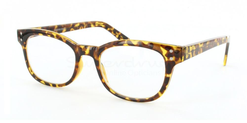 Demi Havana P2249 - Havana Glasses, Helium