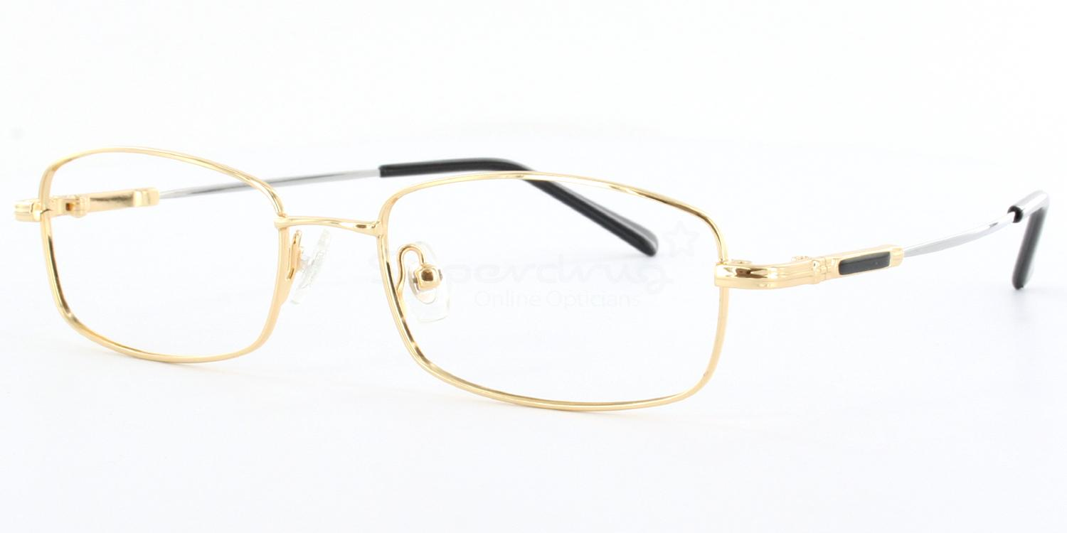 Gold 8165 - Gold Glasses, Helium
