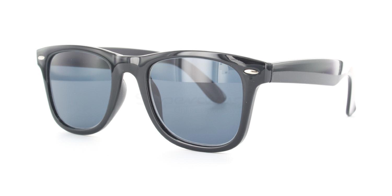 C01 Dark Grey P2429 - Black (Sunglasses) , Indium