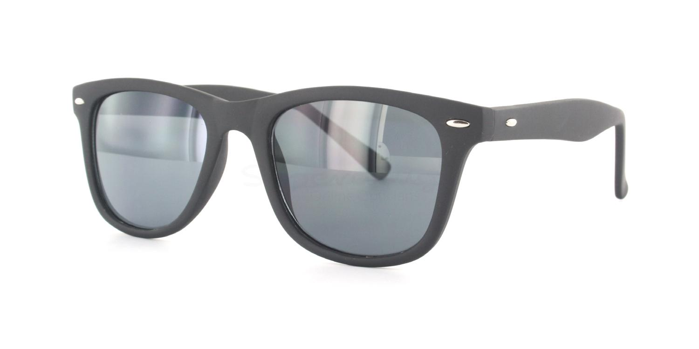 C1 8121 - Black (Sunglasses) Sunglasses, Helium