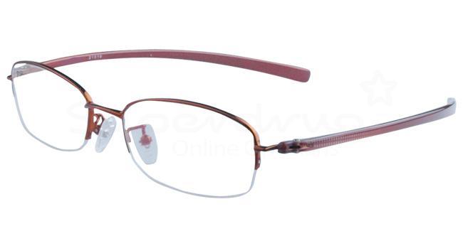 Brown 21019 Glasses, Immense