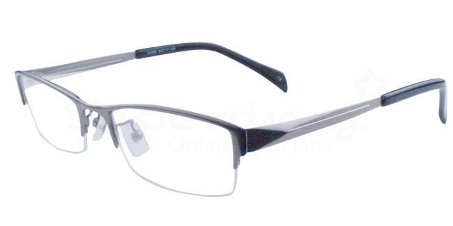 Gunmetal S3092 Glasses, Immense