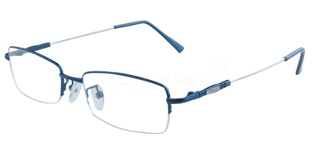 Blue 8001 Glasses, Indium