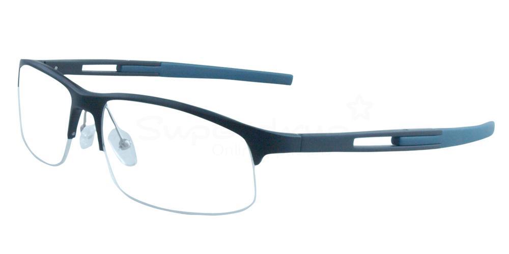 Black GM 229 Aluminium , Cobalt