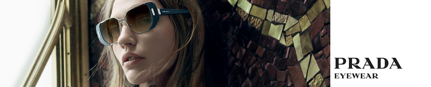 Prada Sunglasses banner