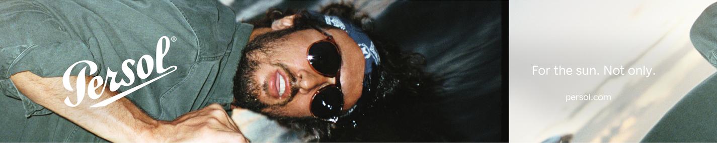 Persol Sonnenbrillen banner