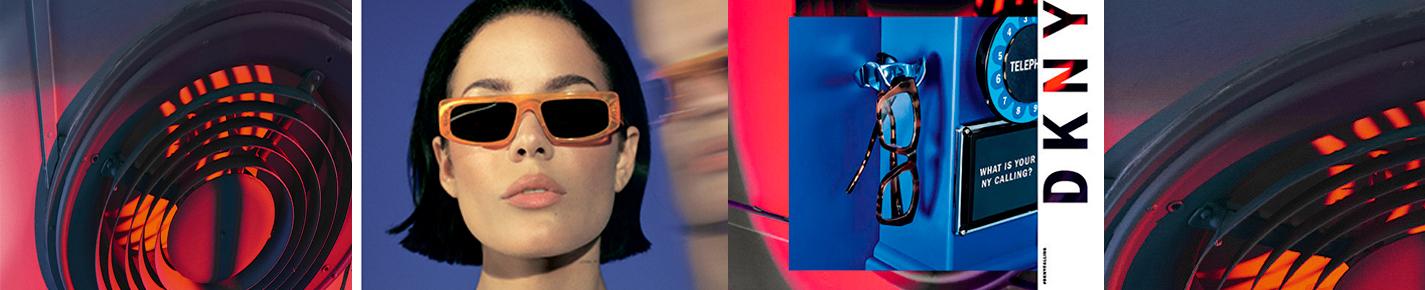 DKNY Sunglasses banner