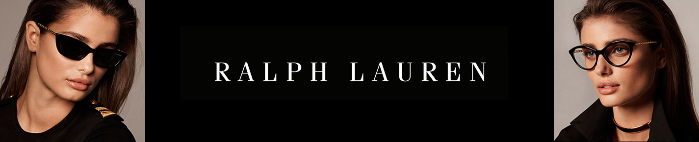Ralph Lauren Sunglasses banner