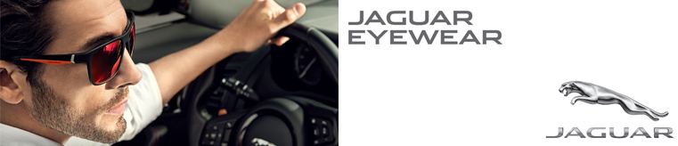JAGUAR Eyewear Sunglasses banner