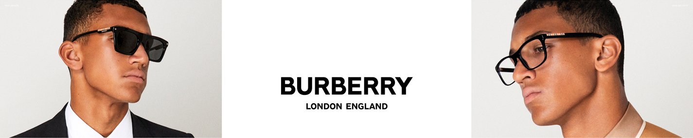 Burberry Sunglasses banner