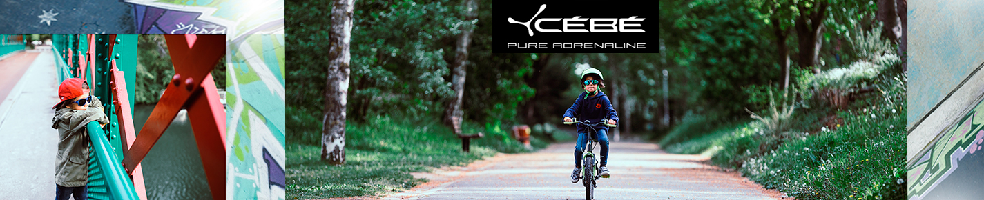 Cebe JUNIOR Sunglasses banner