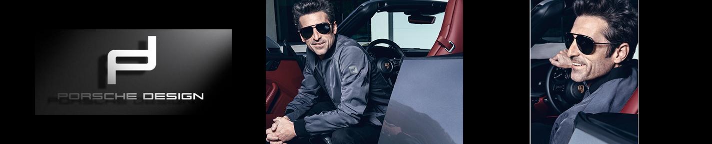 Porsche Design Sunglasses banner