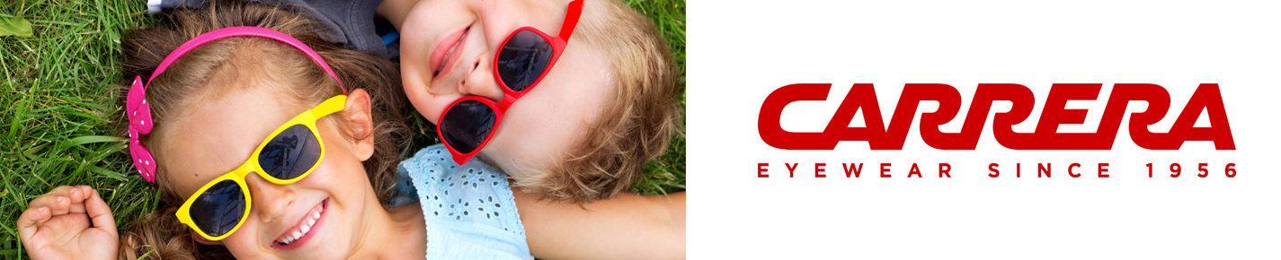 Carrera Junior Sunglasses banner