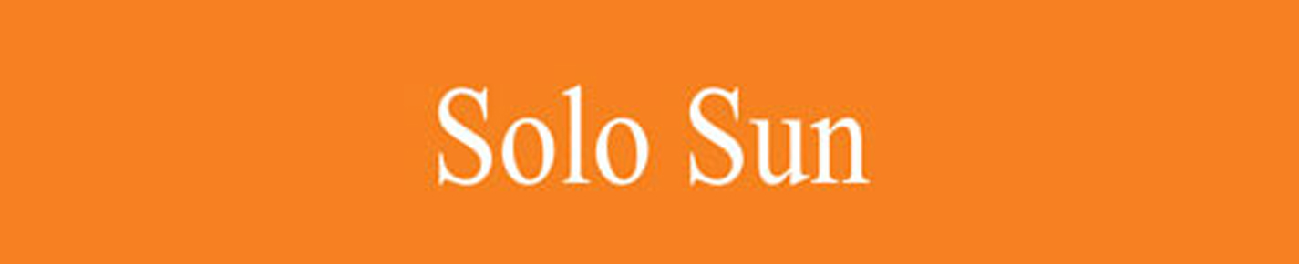 Solo Collection Sunglasses banner