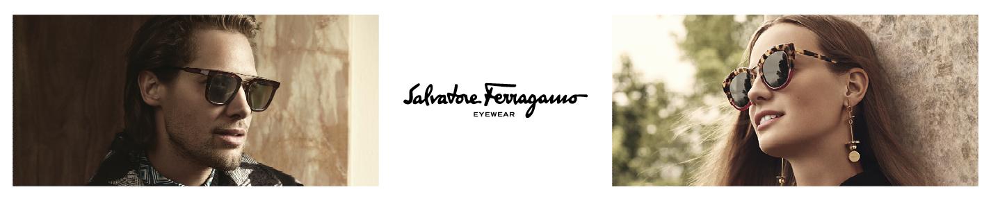 Salvatore Ferragamo Sonnenbrillen banner