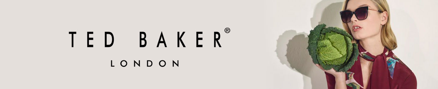 Ted Baker London Sunglasses banner