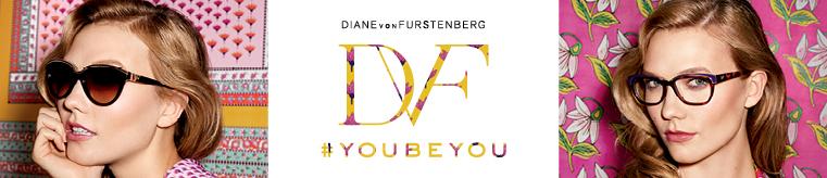 DVF Sunglasses banner