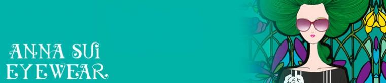 Anna Sui Sunglasses banner