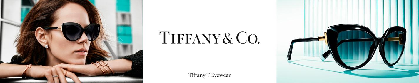 Tiffany & Co. Sonnenbrillen banner