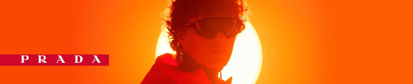 Prada Linea Rossa Sunglasses banner