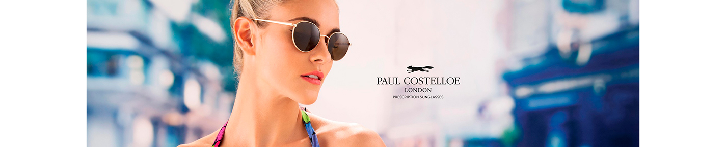 Paul Costelloe Sunglasses banner