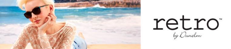 RETRO Солнцезащитные очки banner