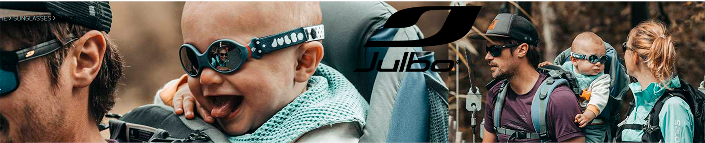Julbo Kids Sunglasses banner