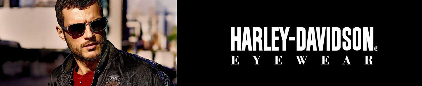 Harley Davidson Sonnenbrillen banner