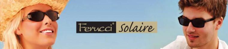 Ferucci Solaire Sonnenbrillen banner
