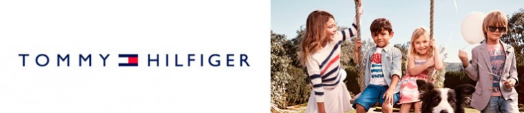 Tommy Hilfiger KIDS Sunglasses banner