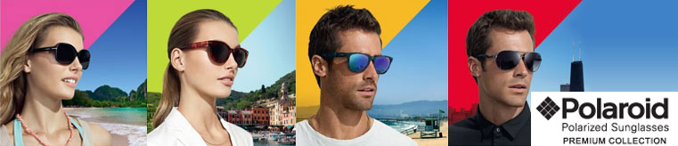 Polaroid Premium Collection Sunglasses banner