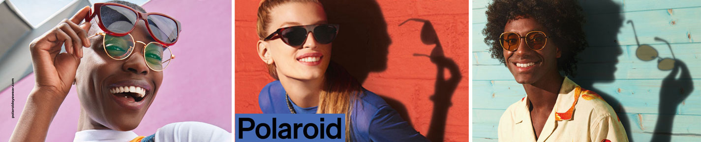 Polaroid Ancillaries Sunglasses banner