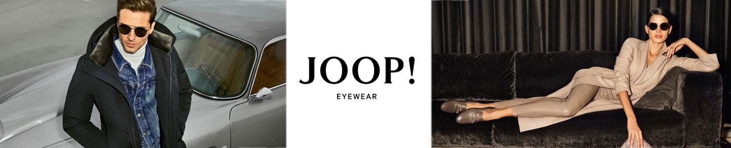 JOOP Eyewear Sunglasses banner