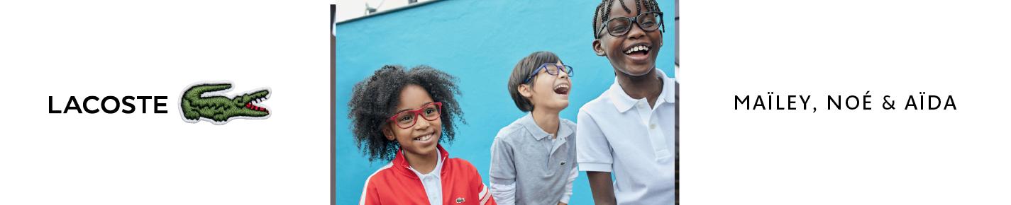 Lacoste Kids Occhiali da Sole banner
