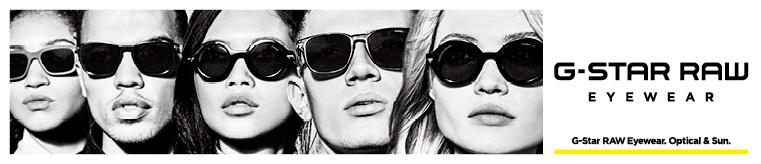 G-Star RAW Sonnenbrillen banner