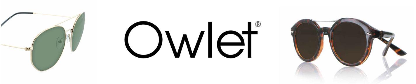 Owlet 太阳镜 banner