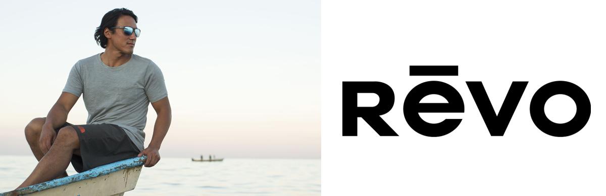 Revo 太阳镜 banner