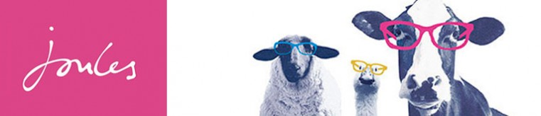 Joules Sunglasses banner
