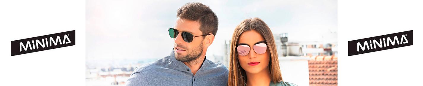 MINIMA Sunglasses banner