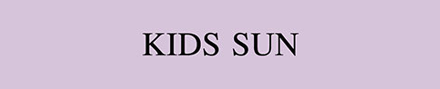 KIDS Sun Sunglasses banner