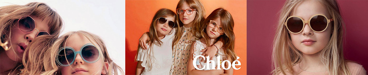 Chloe Kids Sunglasses banner