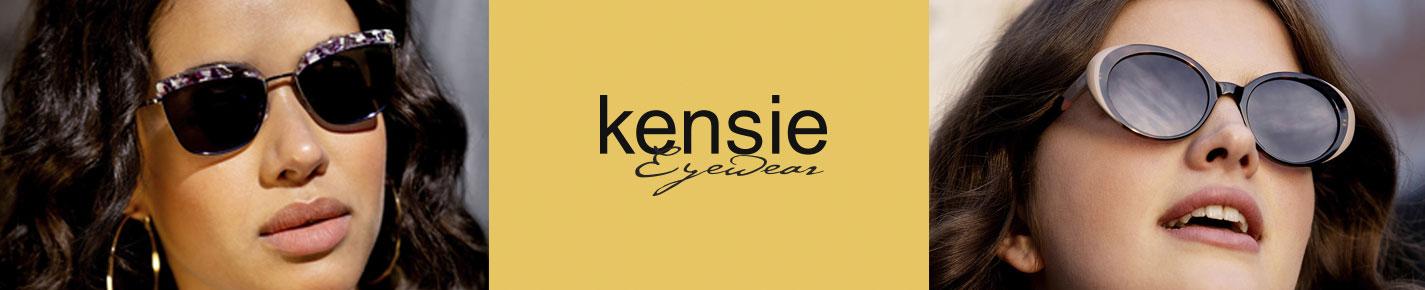 Kensie Sunglasses banner