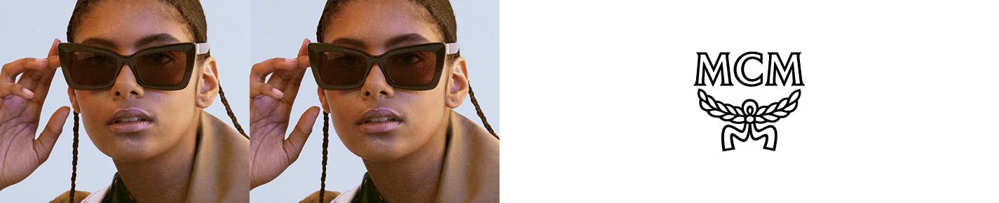 MCM Солнцезащитные очки banner