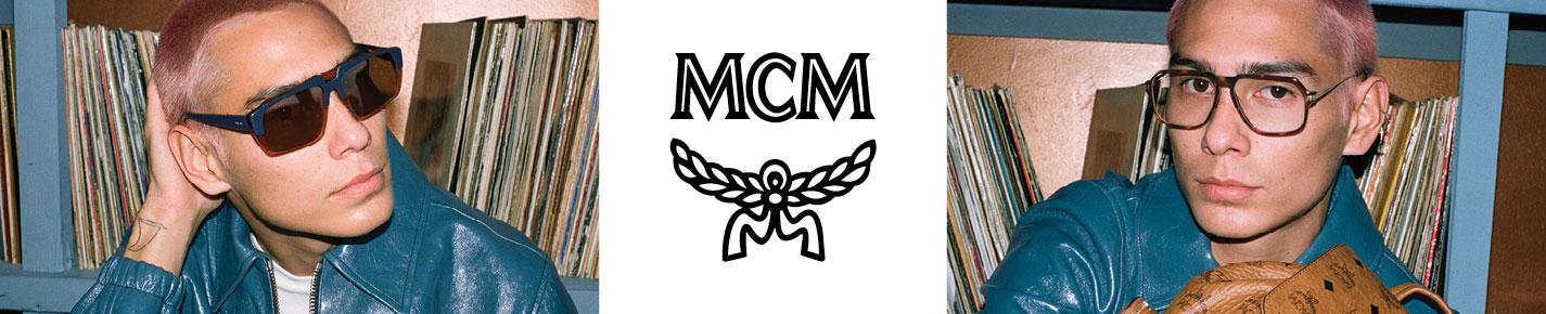 MCM Gafas de sol banner